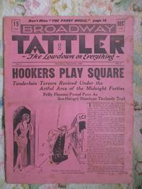 image of Broadway Tattler  Vol. 1, No. 2,  December 1932
