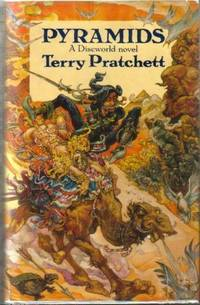 Pyramids by  Terry Pratchett - Signed First Edition - 1989 - from Three Spires Books and Biblio.co.uk