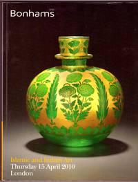 ISLAMIC AND INDIAN ART. catalogue15 April 2010