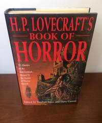 H.P. Lovecraft's Book of Horror by  Dave Carson (eds.) H. P. Lovecraft; Stepen Jones - First Edition, First Printing - 1993 - from GatesPastBooks (SKU: 930424)