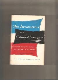 The Decameron of Giovanni Boccaccio: Modern Library #71