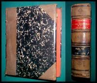 JUGEMENTS ET DELIBERATIONS DU CONSEIL SUPERIEUR DE LA NOUVELLE FRANCE (Quebec) 7 Jan 1710 to 22 Dec 1716- in 1 Volume