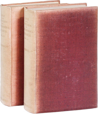 London: Sampson, Low, Marston & Co, 1896. First U.K. Edition. From the American sheets. Two small oc...