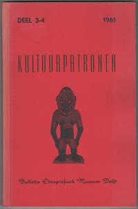 Kultuurpatronen. Bulletin Etnografisch Museum Delft. Deel 3-4. 1961