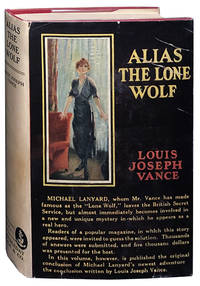 collectible copy of Alias The Lone Wolf