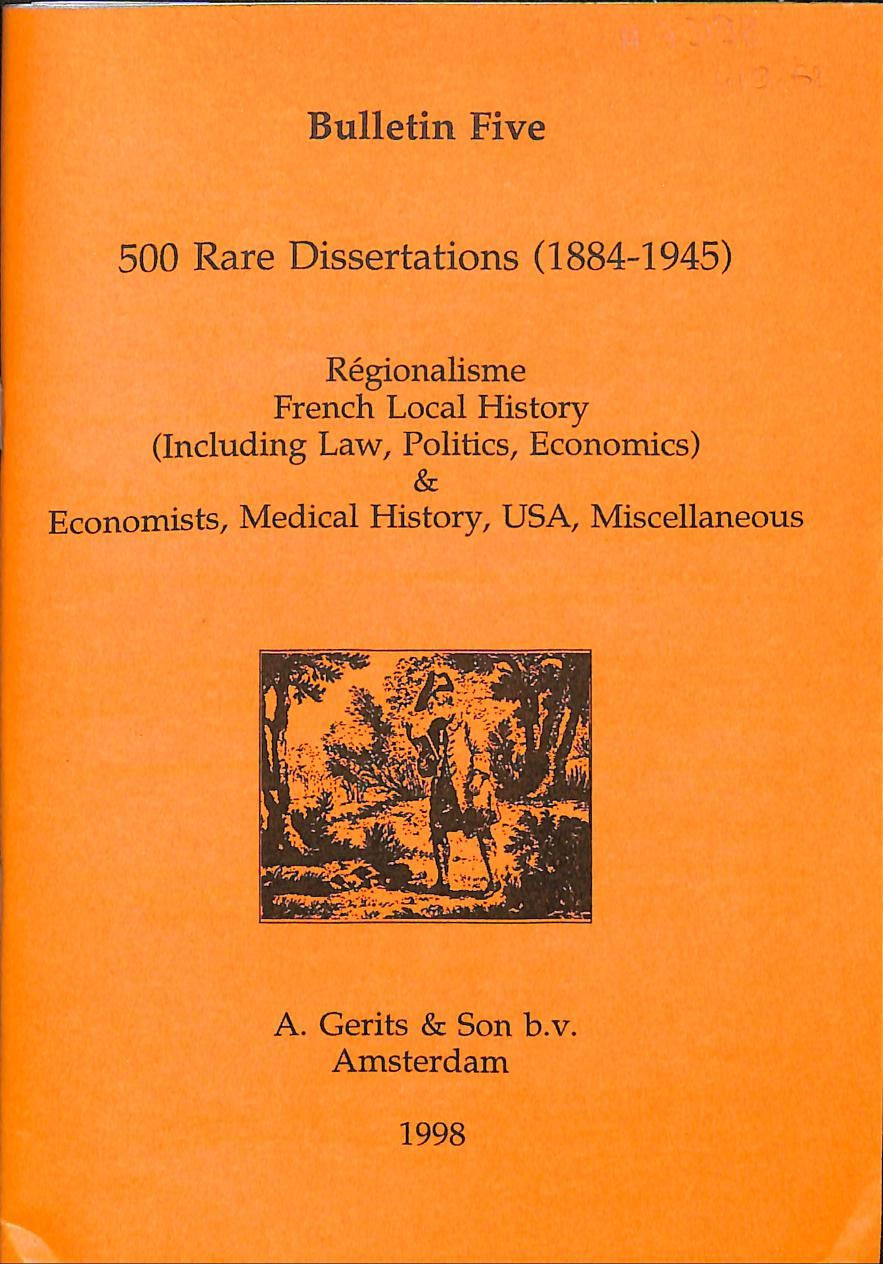 dissertations on french history To understand these developments in the intellectual history of the french army,  the french officer corps and the fall of france  dissertations.