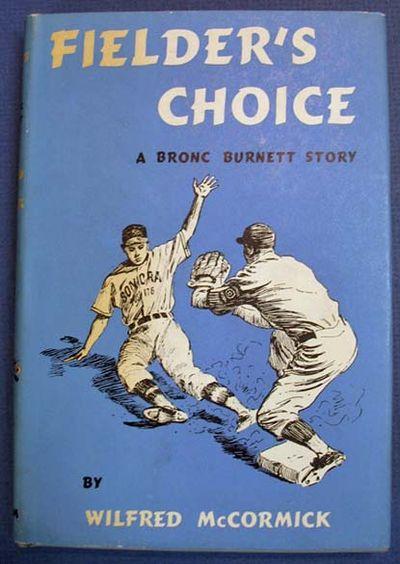 New York: G. P. Putnam's Sons, 1949. 1st edition (Mattson & Davis 16000.3; McCue, p. 70). Grey cloth...