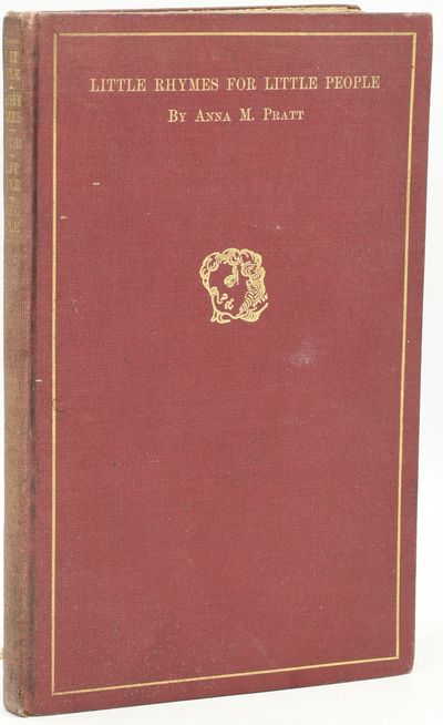 Cleveland and New York: The De Vinne Press for Paul Lemperly, F.A. Hilliard and Frank E. Hopkins, 18...