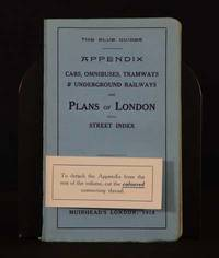 Cabs, Omnibuses, Tramways & Underground Railways and Plans of London with Street Index
