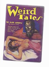 Weird Tales Magazine ( Pulp ) / Volume 23  # 3, March 1934 ( Black Gargoyle; Gray World; Winged Death; Charnel God; Thundering Worlds, etc)
