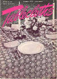 Tablecloths Book No. 231