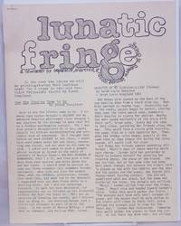image of Lunatic Fringe: A newsletter for separatist, anarchist, and radical feminist lesbians in Chicago. (No. 7)