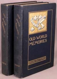 Old World Memories. 2 volumes.