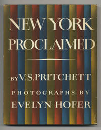 image of New York Proclaimed  - 1st Edition/1st Printing