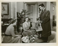 Scandal Sheet (Collection of three original photographs from the 1952 film)