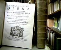 P. Virgilii Maronis Opera, cum integris commentariis SERVII, PHILARGYRII, PIERII. Accedunt...