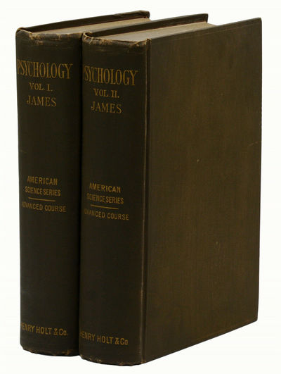 New York: Henry Holt and Company, 1890. First Edition. Near Fine. First edition, first printing, fir...