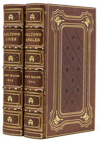 The Compleat Angler of Izaak Walton and Charles Cotton ... to which is added an Introductory Essay; The Linnean Arrrangement of the Various River Fish delineated in the Work [And:] The Lives of Dr. John Donne, Sir Henry Wotton, Mr. Richard Hooker, Mr George Herbert, and Dr. Robert Sanderson ..