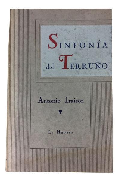 Habana: Molina y Cia, 1949. Paperback. Very Good. 127p. Original wrapper. 18cm. Unopened. INSCRIBED ...