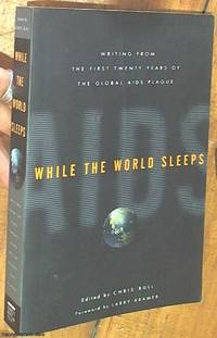 image of While the World Sleeps; Writing from the First Twenty Years of the Global AIDS Plague