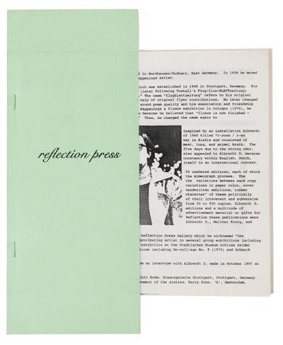 Reflection Press