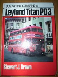 Leyland Titan PD3 :Bus Monographs :6