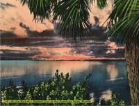 image of At the End of a Perfect Day in the Sunshine State, Florida