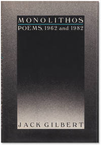 Monolithos: Poems, 1962 and 1982.