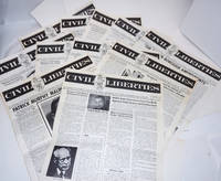 image of Civil Liberties: Monthly Publication of the American Civil Liberties Union [10 issues]