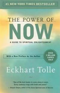 image of The Power of Now: A Guide to Spiritual Enlightenment