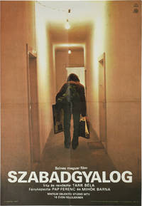 image of The Outsider [Szabadgyalog] (Original poster from the 1981 Hungarian film)