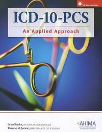 Icd-10-Pcs : An Applied Approach