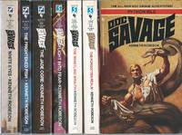 """ALL-NEW DOC SAVAGE ADVENTURES"" SERIES 7 VOLUMES: Python Isle / White Eyes / The..."