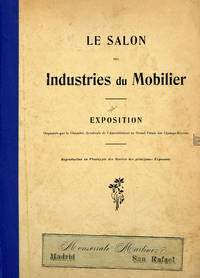 image of Le Salon des Industries du Mobilier: Exposition de 1905, 2e Série