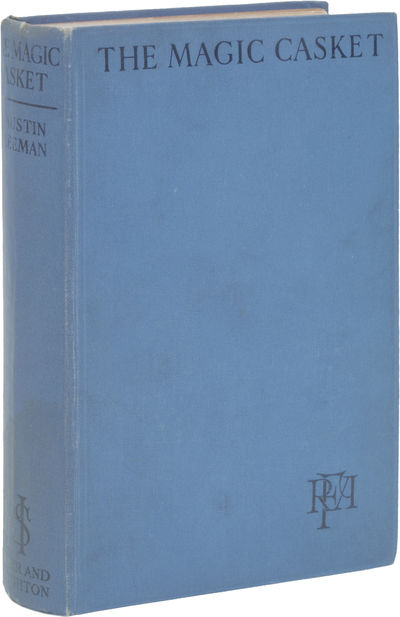 London: Hodder & Stoughton, 1927. Hardcover. Very Good. First edition. Faint stain to the bottom thi...