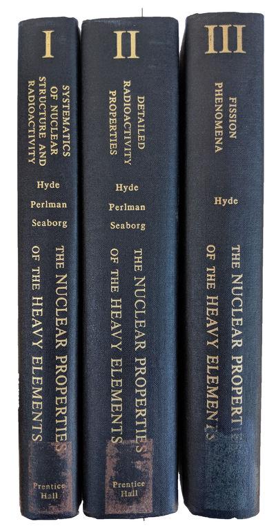 Englewood Cliff, NJ:: Prentice-Hall, 1964., 1964. 3 volumes. 8vo. xv, , 407, , xvii, ; xvi, -1107, ,...