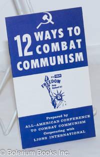 image of 12 Ways to Combat Communism