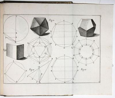 """Bologna: Lelio dalla Volpe, 1766. * DSB XIV.589; Riccardi II.654-5: """"raro e pregiato"""" (erroneous..."""