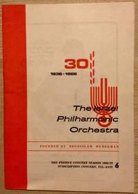image of Israel Philharmonic Orchestra Program