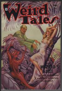 The Haunter of the Ring  in Weird Tales June 1934