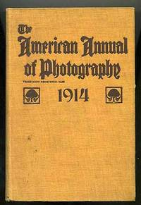 The American Annual of Photography 1914
