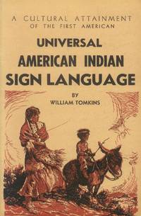 image of Universal Indian Sign Language of the Plains Indians of North America