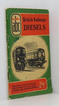 ABC British Railways Diesels 1958 Edition (Nov 1957)