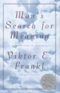 image of Man's Search for Meaning