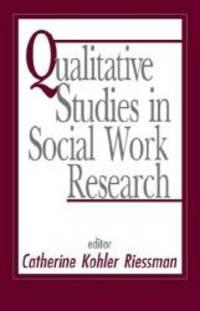 Qualitative Studies in Social Work Research