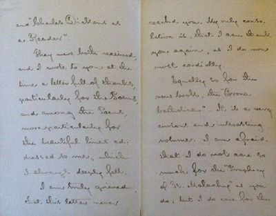 4 pp. Cambridge, Apr. 29, 1880. 12mo. Neatly written letter from Longfellow to Charles Kent (1823-19...
