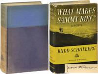 What Makes Sammy Run? (First Edition, copy belonging to author Jerome Weidman)