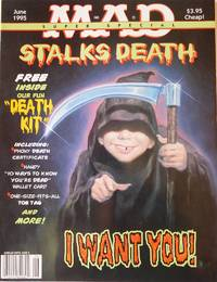 Mad Magazine Stalks Death Super Special # 104