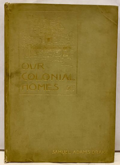 Boston: Lee and Shepard, 1894. First edition. Hardcover. Orig. beige cloth. Aeg. Very good. 211 page...