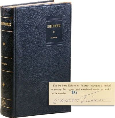 Caldwell, ID: The Caxton Printers, 1936. First, Limited Edition. Large octavo (24cm). Publisher's mo...